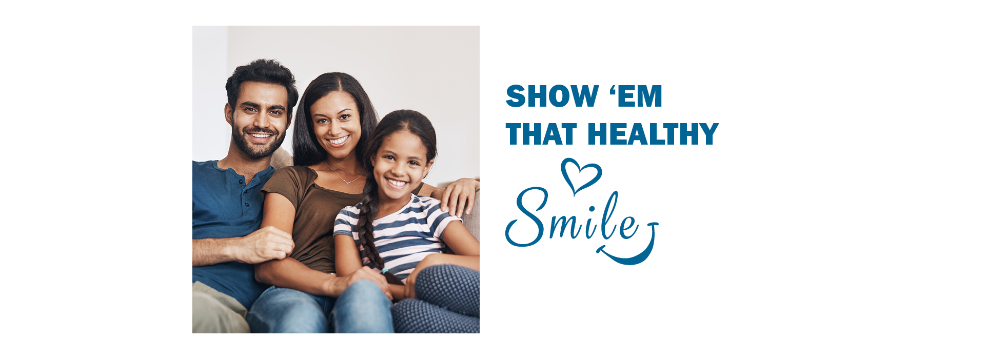 Show 'Em That Healthy Smile